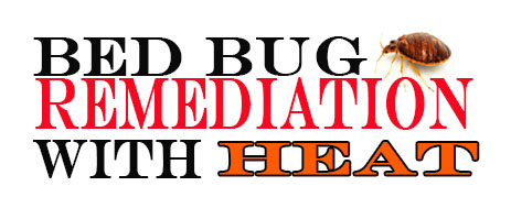 Bed Bug Remediation with heat