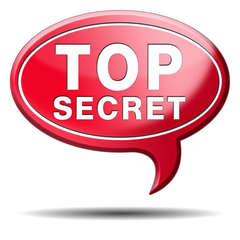 image showing top secret